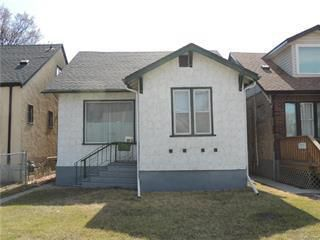 Main Photo: 395 Andrews Street in Winnipeg: North End Residential for sale (4C)  : MLS®# 1831121