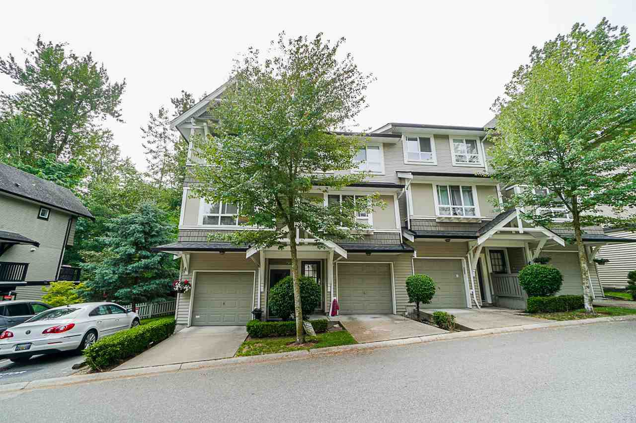 "Main Photo: 134 6747 203 Street in Langley: Willoughby Heights Townhouse for sale in ""Sagebrook"" : MLS®# R2374996"
