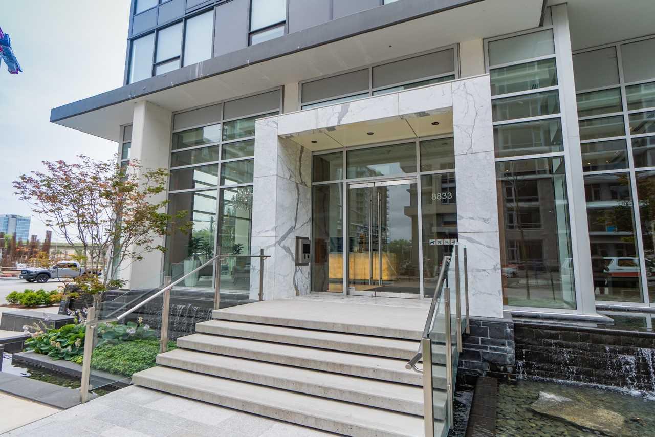 Main Photo: 615 8833 HAZELBRIDGE Way in Richmond: West Cambie Condo for sale : MLS®# R2385774