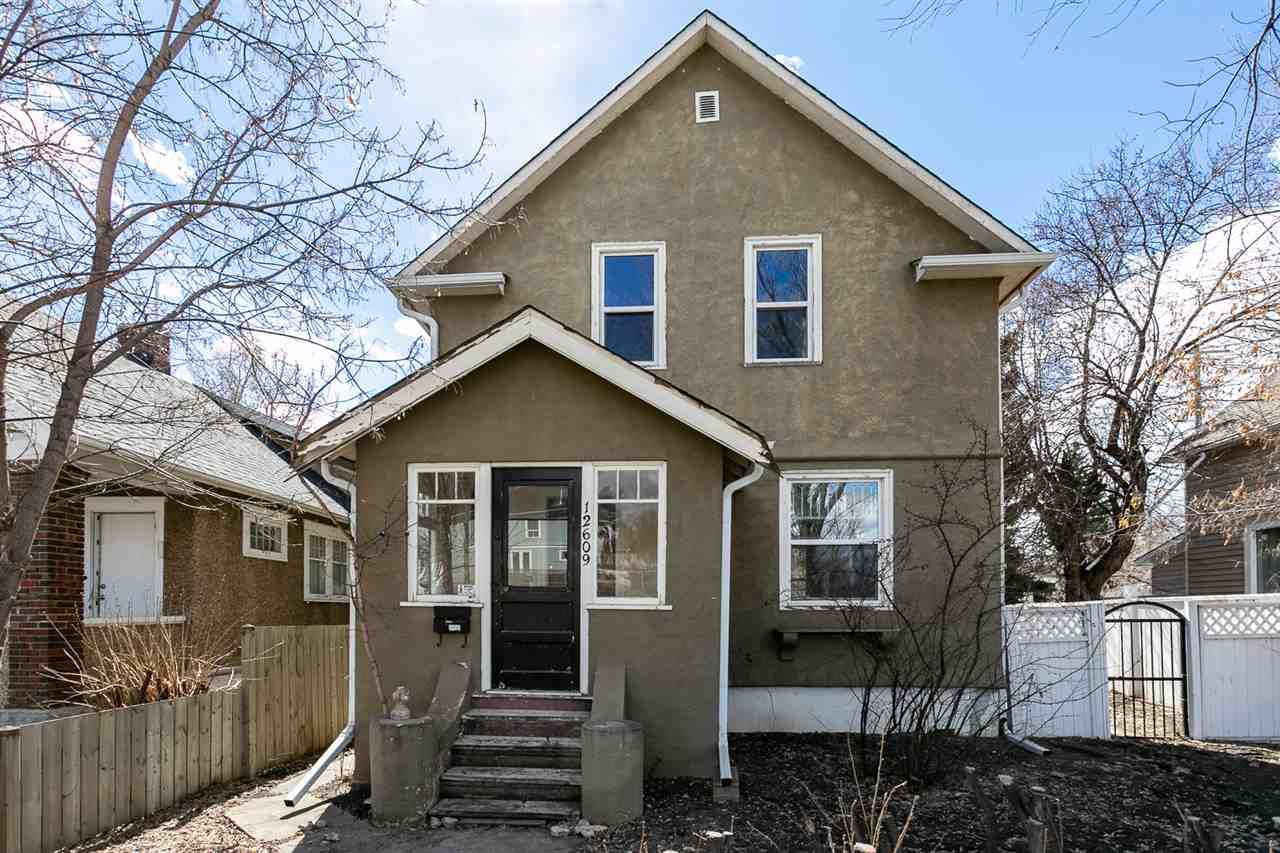 Main Photo: 12609 107 Avenue in Edmonton: Zone 07 House for sale : MLS®# E4165204