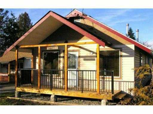 "Main Photo: 20515 LORNE Avenue in Maple Ridge: Southwest Maple Ridge House for sale in ""UPPER HAMMOND"" : MLS®# V890296"