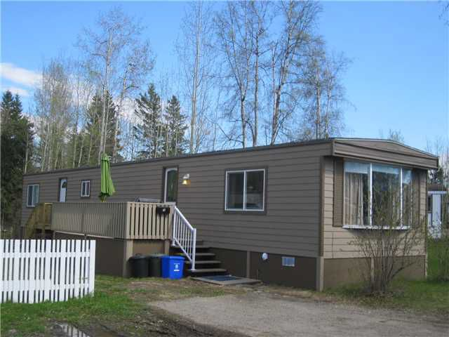 "Main Photo: 31 6100 O'GRADY Road in Prince George: St. Lawrence Heights Manufactured Home for sale in ""COLLEGE HEIGHTS RESIDENTIAL PAKR"" (PG City South (Zone 74))  : MLS®# N210402"