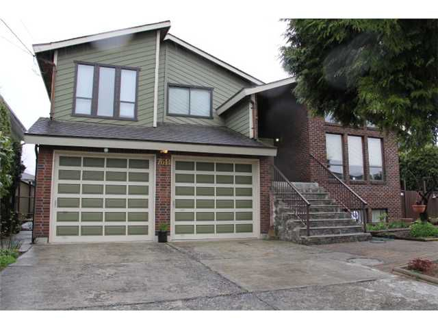 Main Photo: 7614 ELWELL Street in Burnaby: Highgate House for sale (Burnaby South)  : MLS®# V892199