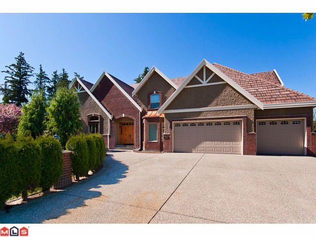 """Main Photo: 2323 138TH Street in Surrey: Elgin Chantrell House for sale in """"CHANTRELL PARK"""" (South Surrey White Rock)  : MLS®# F1122408"""