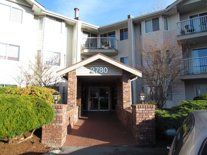 Main Photo: 210 2780 WARE Street in ABBOTSFORD: Central Abbotsford Condo for rent (Abbotsford)