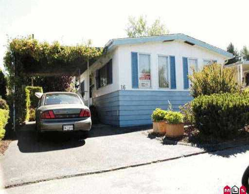 """Main Photo: 8254 134 Street in Surrey: Queen Mary Park Surrey Manufactured Home for sale in """"WESTWOOD"""" : MLS®# F2613357"""