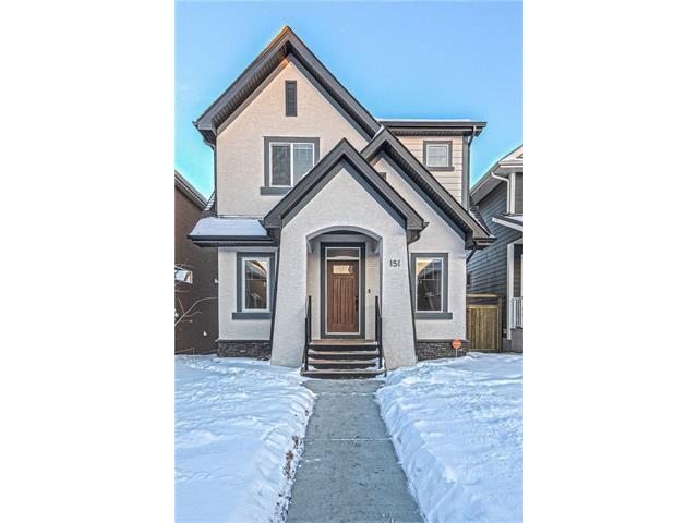 Main Photo: 151 MAHOGANY Grove SE in Calgary: Mahogany House for sale : MLS®# C4044503