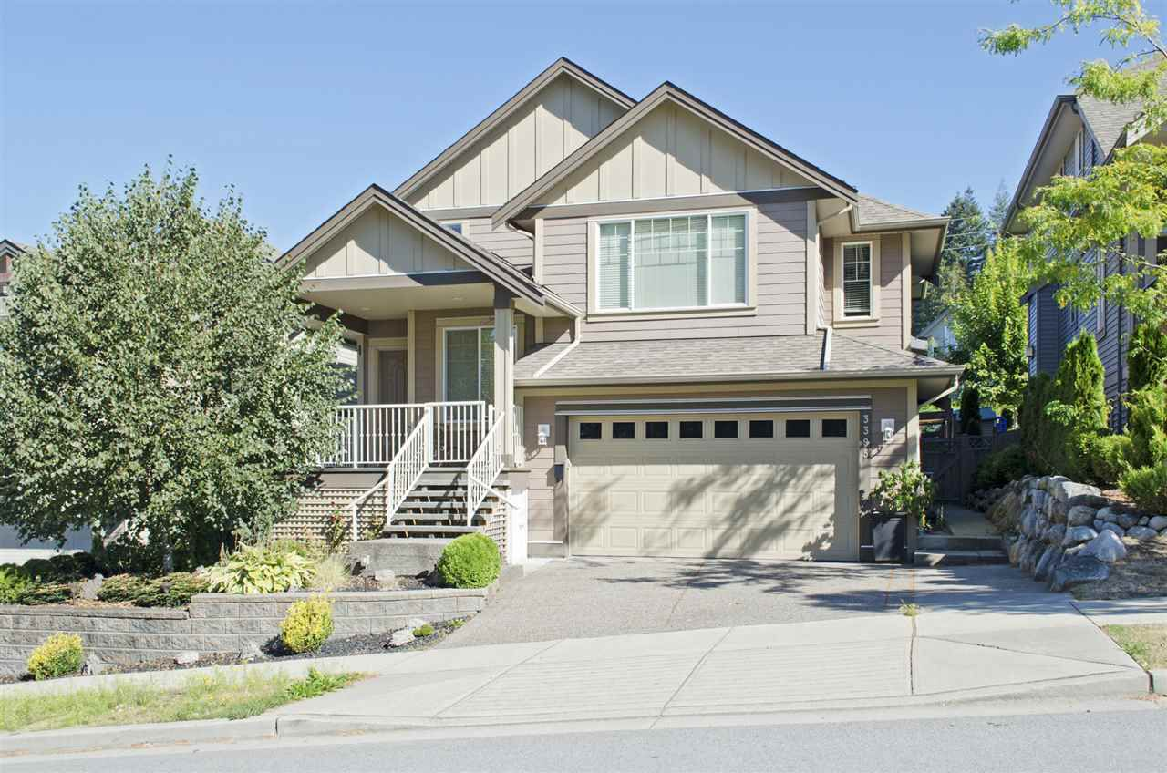 "Main Photo: 3395 GISLASON Avenue in Coquitlam: Burke Mountain House for sale in ""BURKE MOUNTAIN"" : MLS®# R2101754"