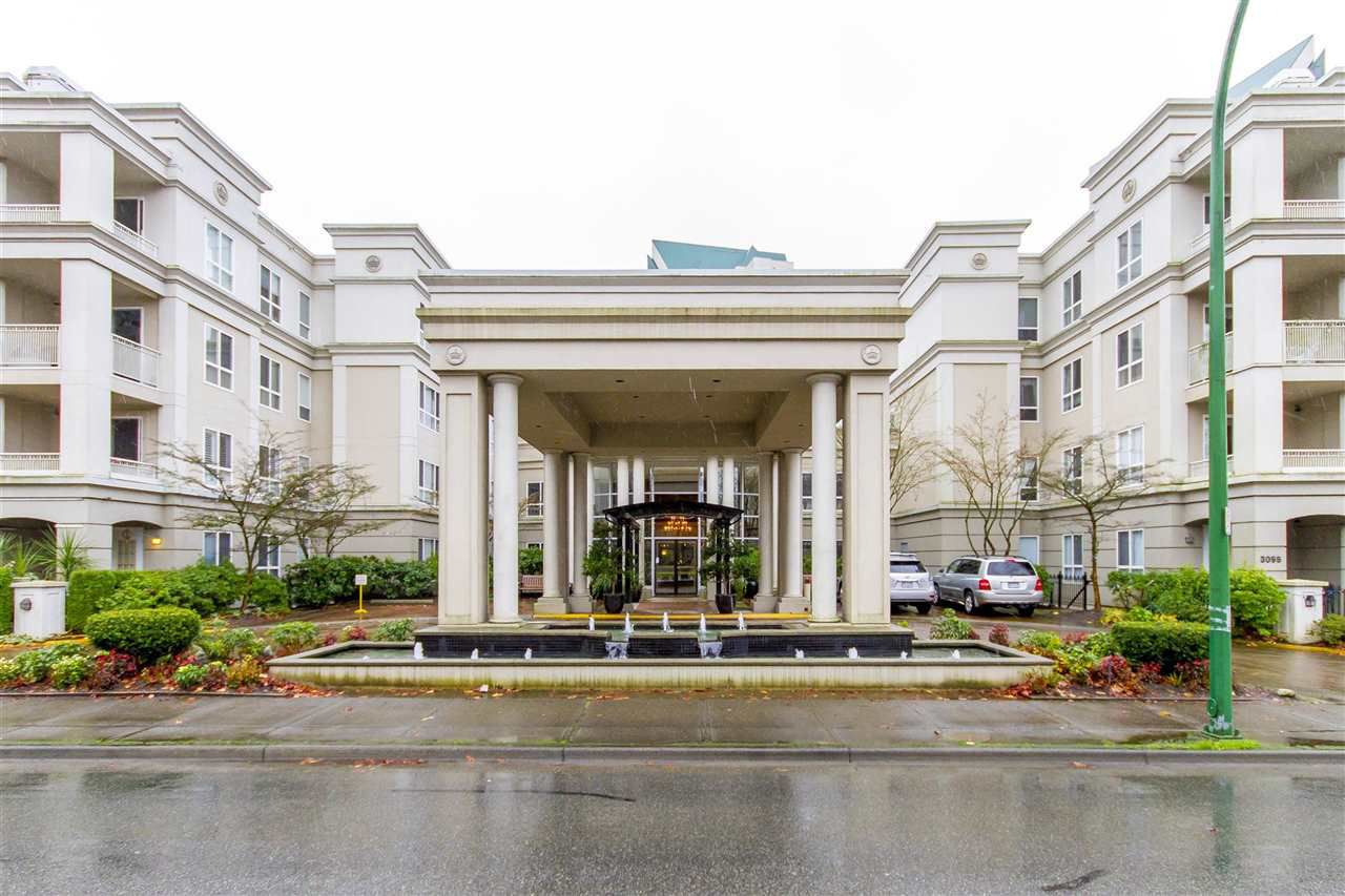 "Main Photo: 236 3098 GUILDFORD Way in Coquitlam: North Coquitlam Condo for sale in ""MARLBOROUGH HOUSE"" : MLS®# R2126375"