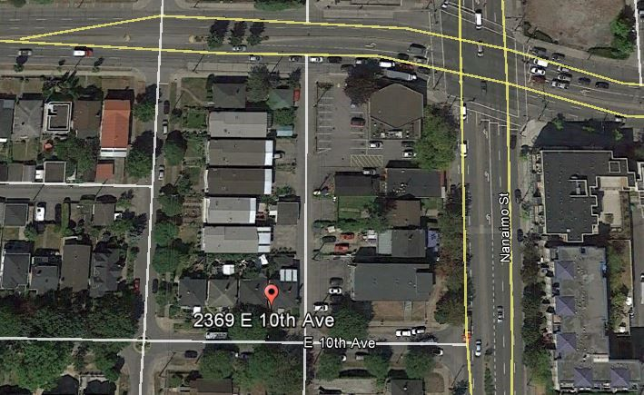 Main Photo: 2369 E 10TH Avenue in Vancouver: Grandview VE House for sale (Vancouver East)  : MLS®# R2128978