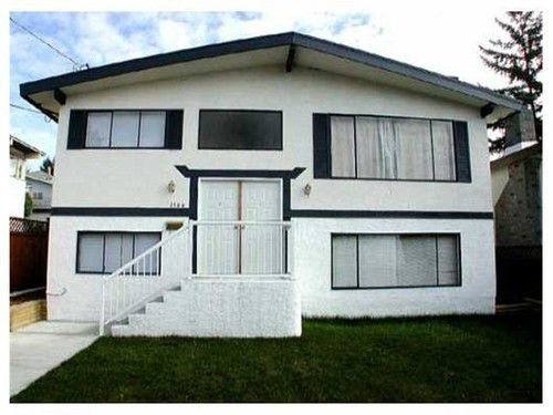 Main Photo: 3344 LONSDALE Ave in North Vancouver: Home for sale : MLS®# V990309