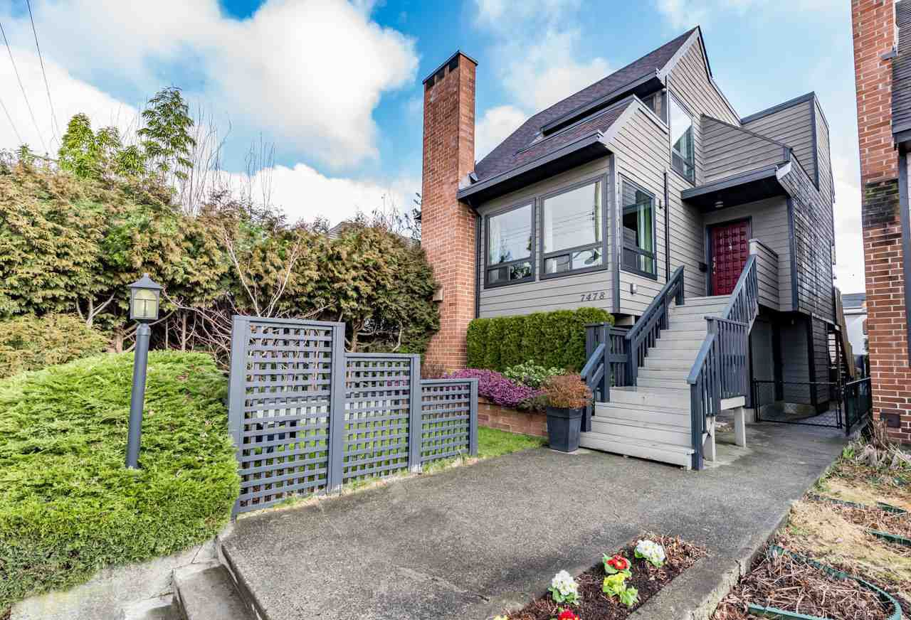 Main Photo: 7478 ONTARIO Street in Vancouver: South Vancouver House for sale (Vancouver East)  : MLS®# R2153505