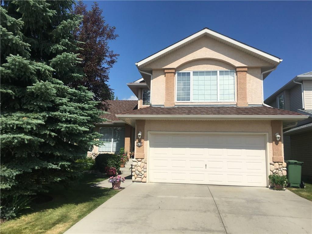 Main Photo: 52 GLENEAGLES View: Cochrane House for sale : MLS®# C4125774