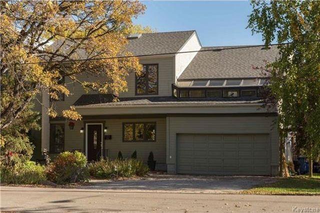 Main Photo: 69 Egerton Road in Winnipeg: Residential for sale (2D)  : MLS®# 1726745