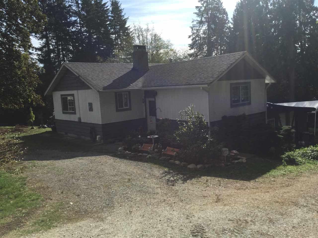 Main Photo: 26734 100TH Avenue in Maple Ridge: Thornhill MR House for sale : MLS®# R2231566
