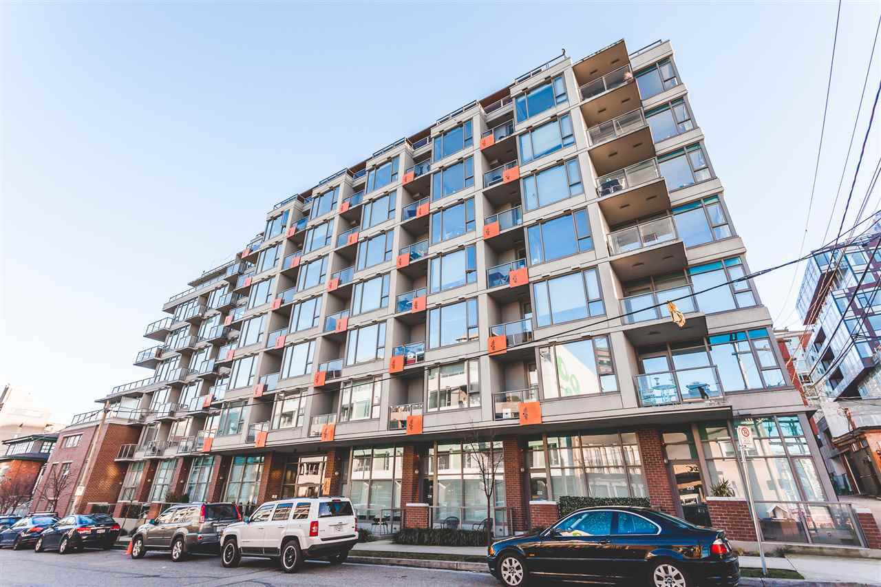 "Main Photo: 712 251 E 7TH Avenue in Vancouver: Mount Pleasant VE Condo for sale in ""THE DISTRICT ON MAIN"" (Vancouver East)  : MLS®# R2243985"
