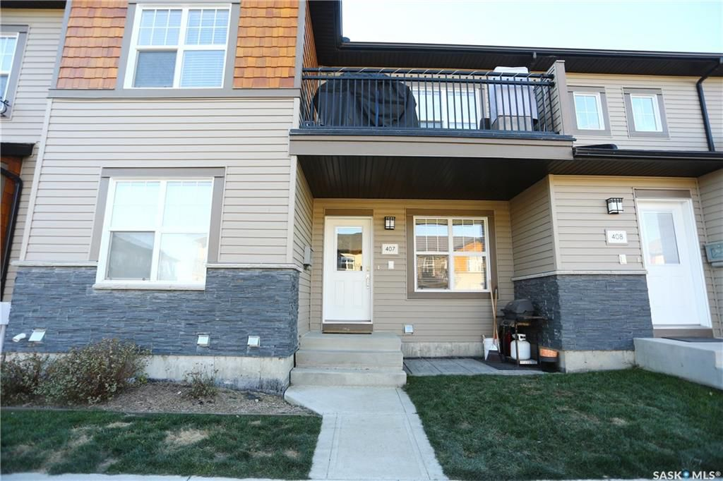 Main Photo: 407 1015 Patrick Crescent in Saskatoon: Willowgrove Residential for sale : MLS®# SK751653