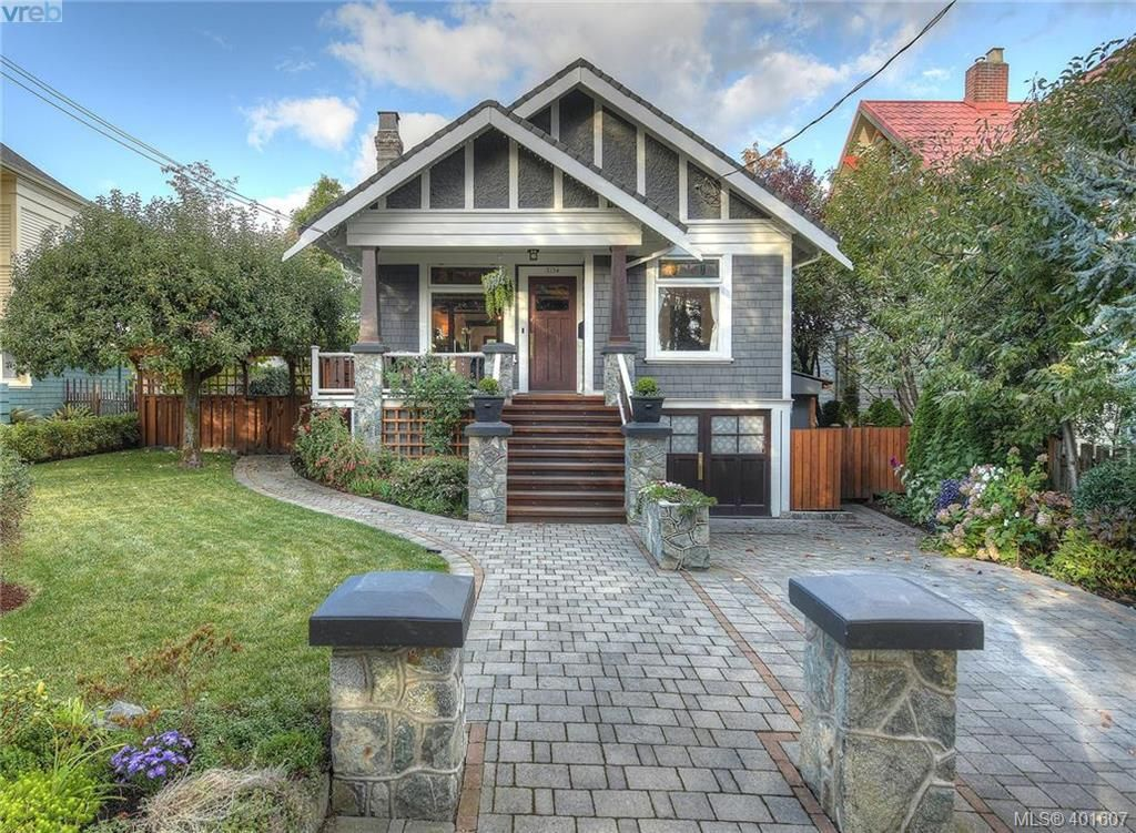 Main Photo: 3154 Fifth Street in VICTORIA: Vi Mayfair Single Family Detached for sale (Victoria)  : MLS®# 401607