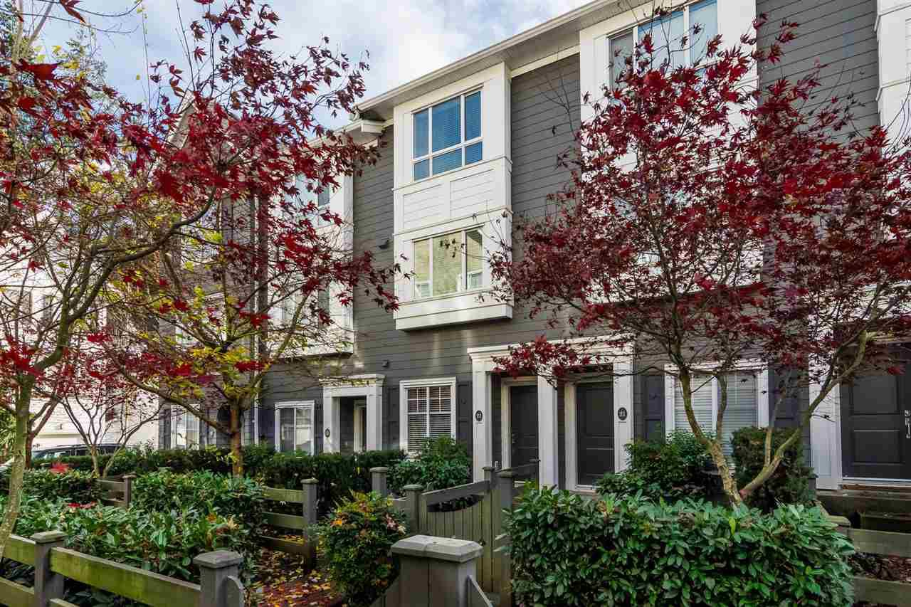 "Main Photo: 22 14955 60 Avenue in Surrey: Sullivan Station Townhouse for sale in ""CAMBRIDGE PARK"" : MLS®# R2323234"