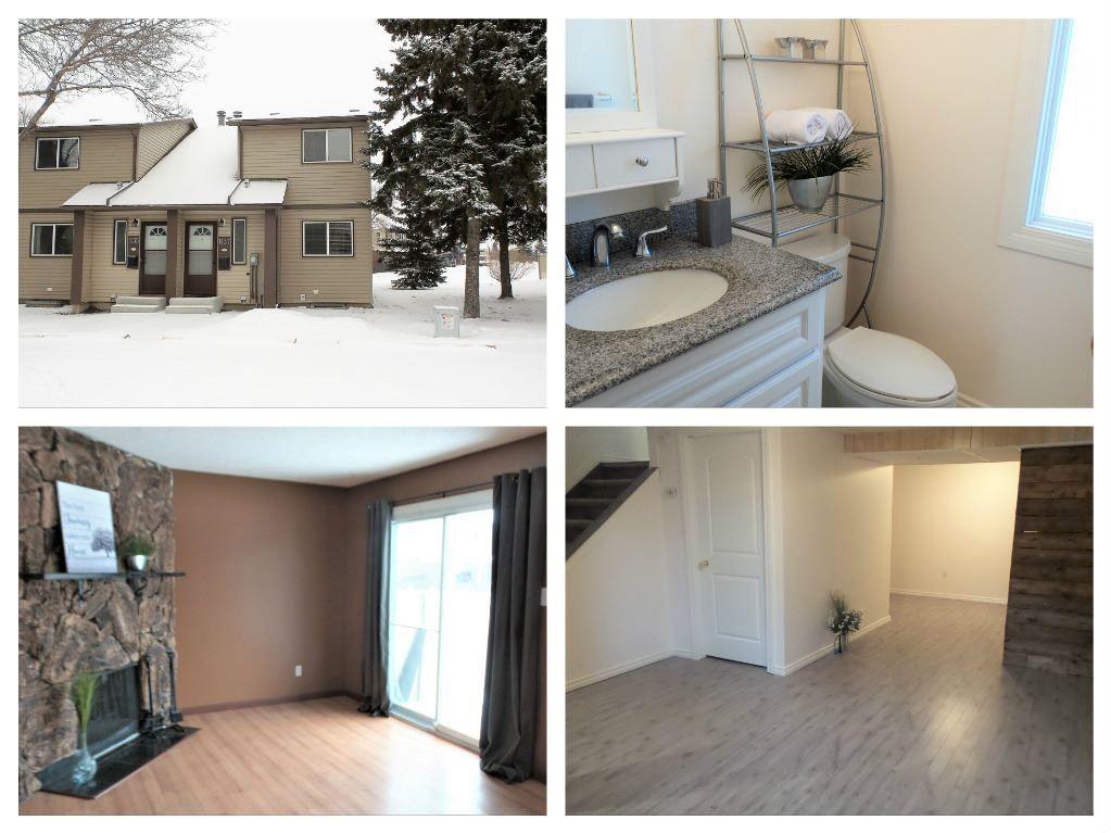 Main Photo: 1137 HOOKE Road in Edmonton: Zone 35 Townhouse for sale : MLS®# E4142178