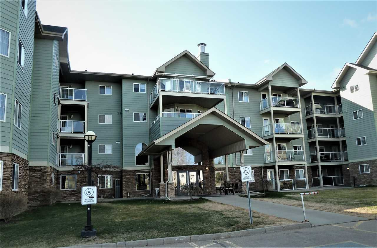 Main Photo: 213 9995 93 Avenue: Fort Saskatchewan Condo for sale : MLS®# E4143253