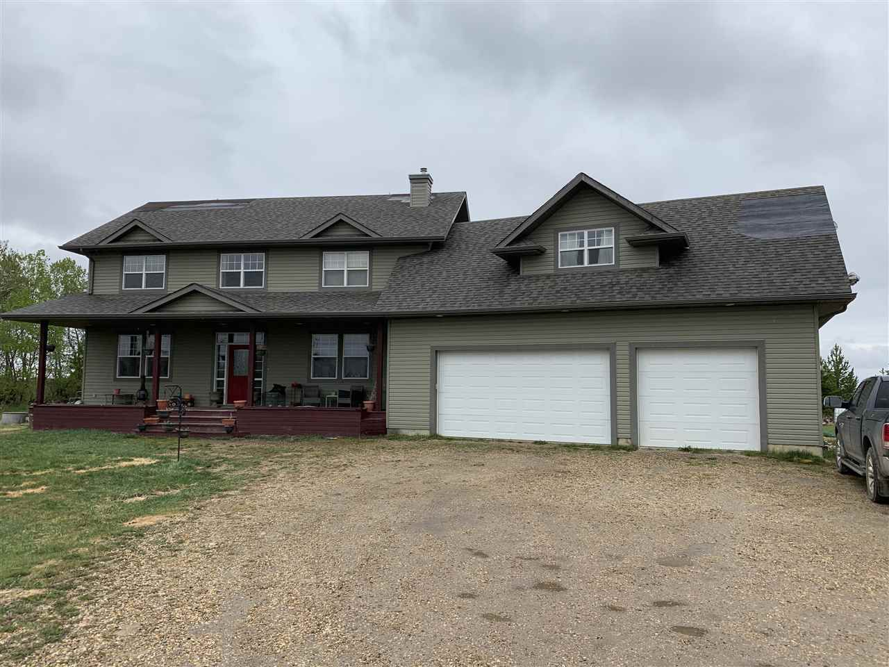 Main Photo: 55515 Range Road 262: Rural Sturgeon County House for sale : MLS®# E4148351