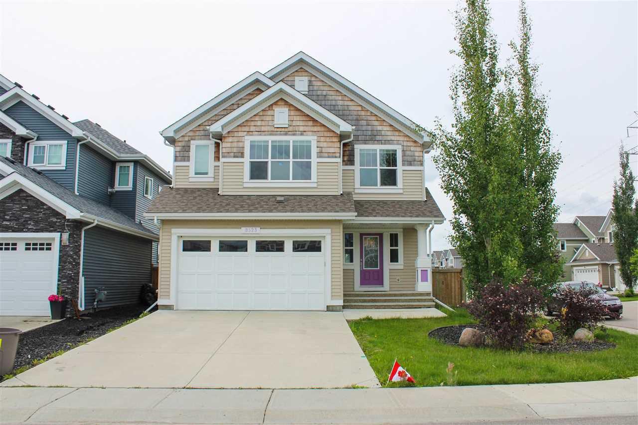 Main Photo: 8523 18 Avenue in Edmonton: Zone 53 House for sale : MLS®# E4165026