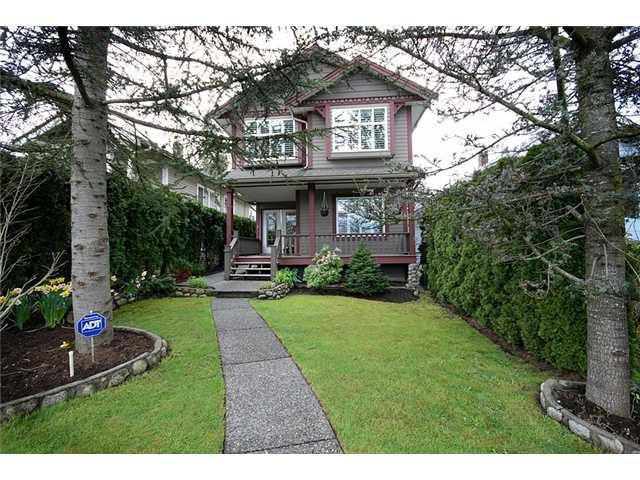 Main Photo: 720 1ST Street in New Westminster: GlenBrooke North House for sale : MLS®# V884514