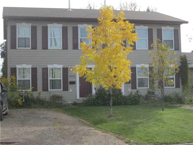 Main Photo: 9713 97TH Avenue in Fort St. John: Fort St. John - City SE House 1/2 Duplex for sale (Fort St. John (Zone 60))  : MLS®# N233740