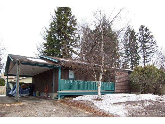 """Main Photo: 7845 MALASPINA Avenue in Prince George: Lower College House for sale in """"LOWER COLLEGE HEIGHTS"""" (PG City South (Zone 74))  : MLS®# N234699"""