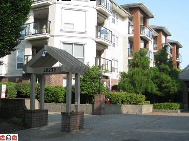 "Main Photo: 405 20239 MICHAUD Crescent in Langley: Langley City Condo for sale in ""CITY GRANDE"" : MLS®# F1445961"