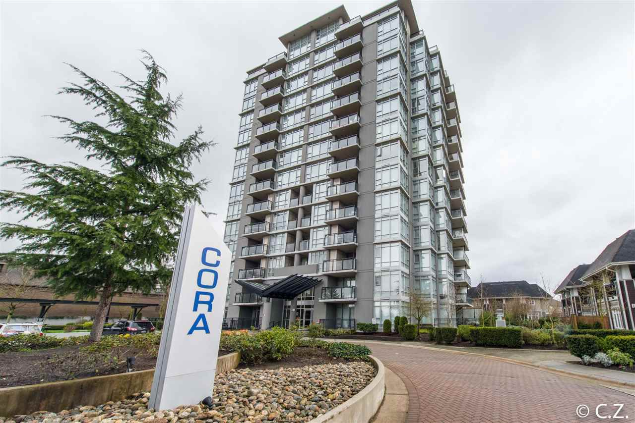 Main Photo: 1104 575 DELESTRE Avenue in Coquitlam: Coquitlam West Condo for sale : MLS®# R2046119
