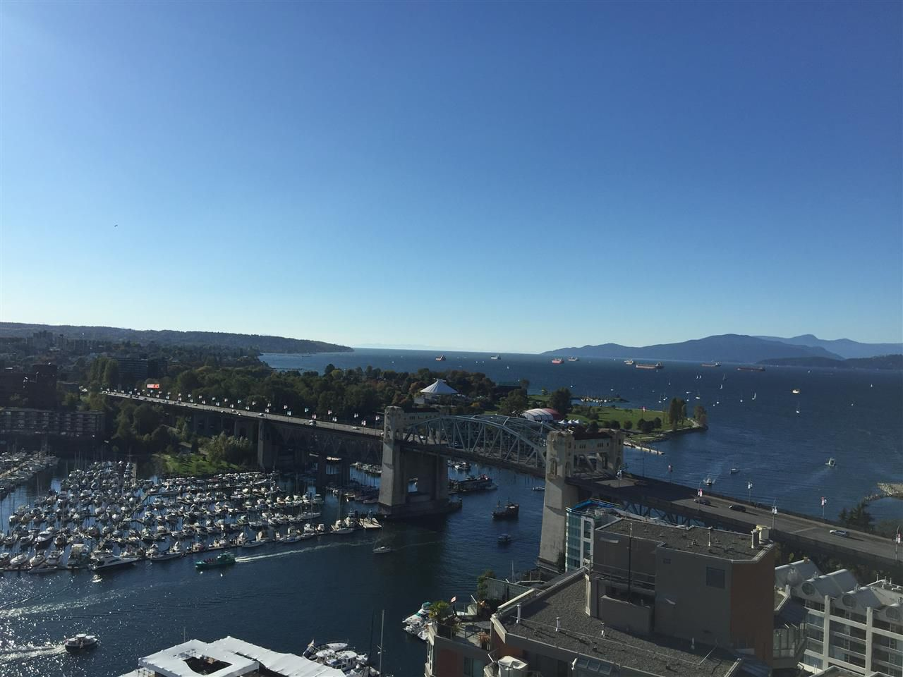 Main Photo: 2506 1500 HORNBY Street in Vancouver: Yaletown Condo for sale (Vancouver West)  : MLS®# R2089935