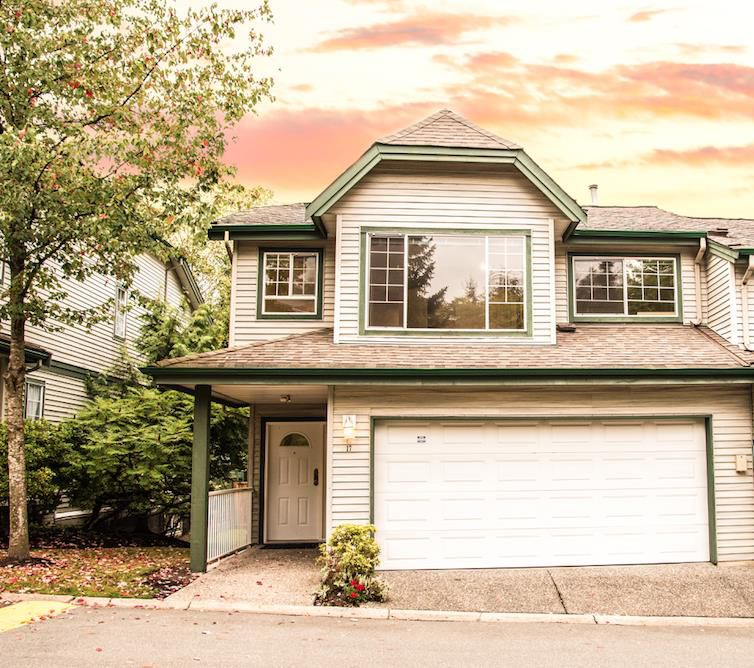 """Main Photo: 17 7465 MULBERRY Place in Burnaby: The Crest Townhouse for sale in """"SUNRIDGE"""" (Burnaby East)  : MLS®# R2163039"""