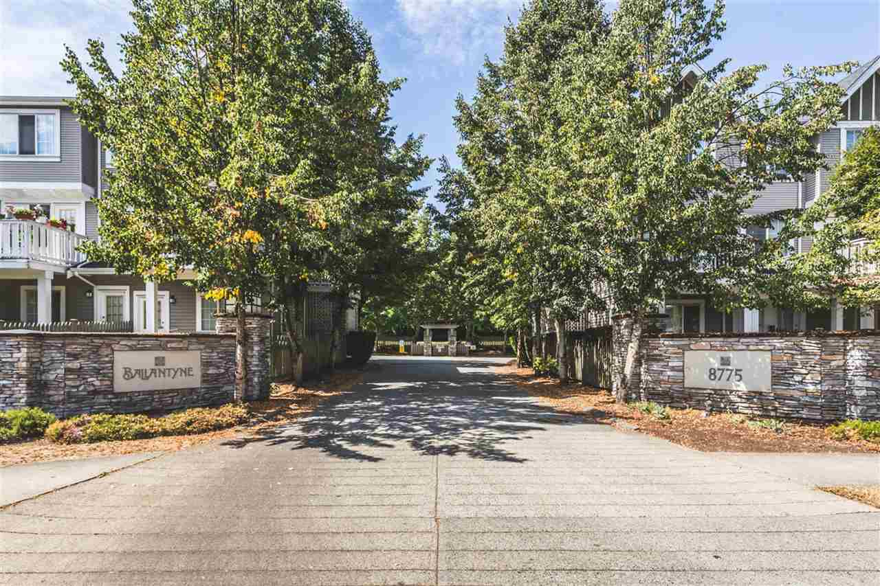 "Main Photo: 98 8775 161 Street in Surrey: Fleetwood Tynehead Townhouse for sale in ""BALLANTYNE"" : MLS®# R2198415"
