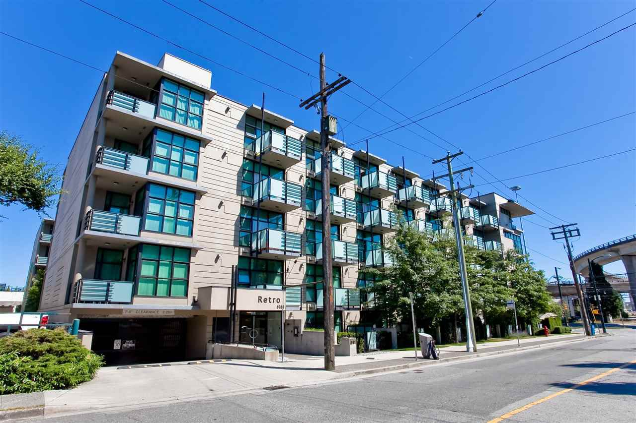 """Main Photo: 321 8988 HUDSON Street in Vancouver: Marpole Condo for sale in """"THE RETRO"""" (Vancouver West)  : MLS®# R2202559"""