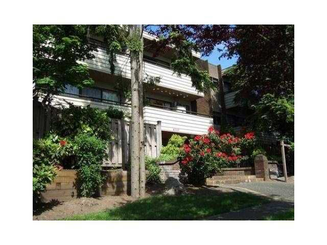 Main Photo: 204 8707 HUDSON Street in Vancouver: Marpole Condo for sale (Vancouver West)  : MLS®# V998094