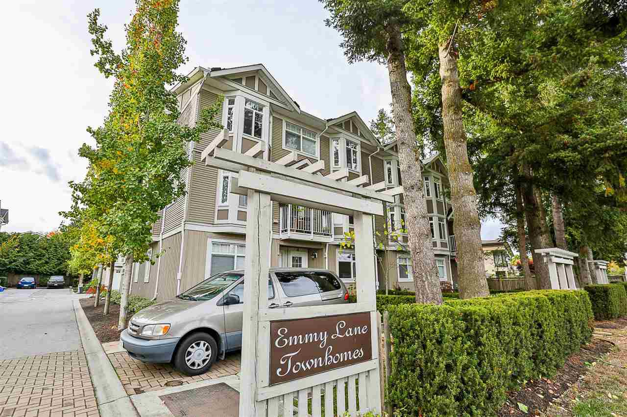 "Main Photo: 4 2865 273 Street in Langley: Aldergrove Langley Townhouse for sale in ""EMMY LANE"" : MLS®# R2215161"