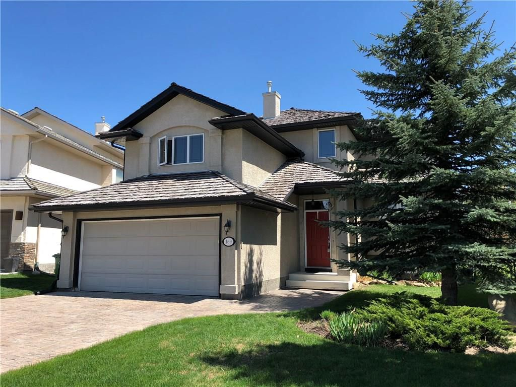 Main Photo: 169 GLENEAGLES View: Cochrane House for sale : MLS®# C4167205