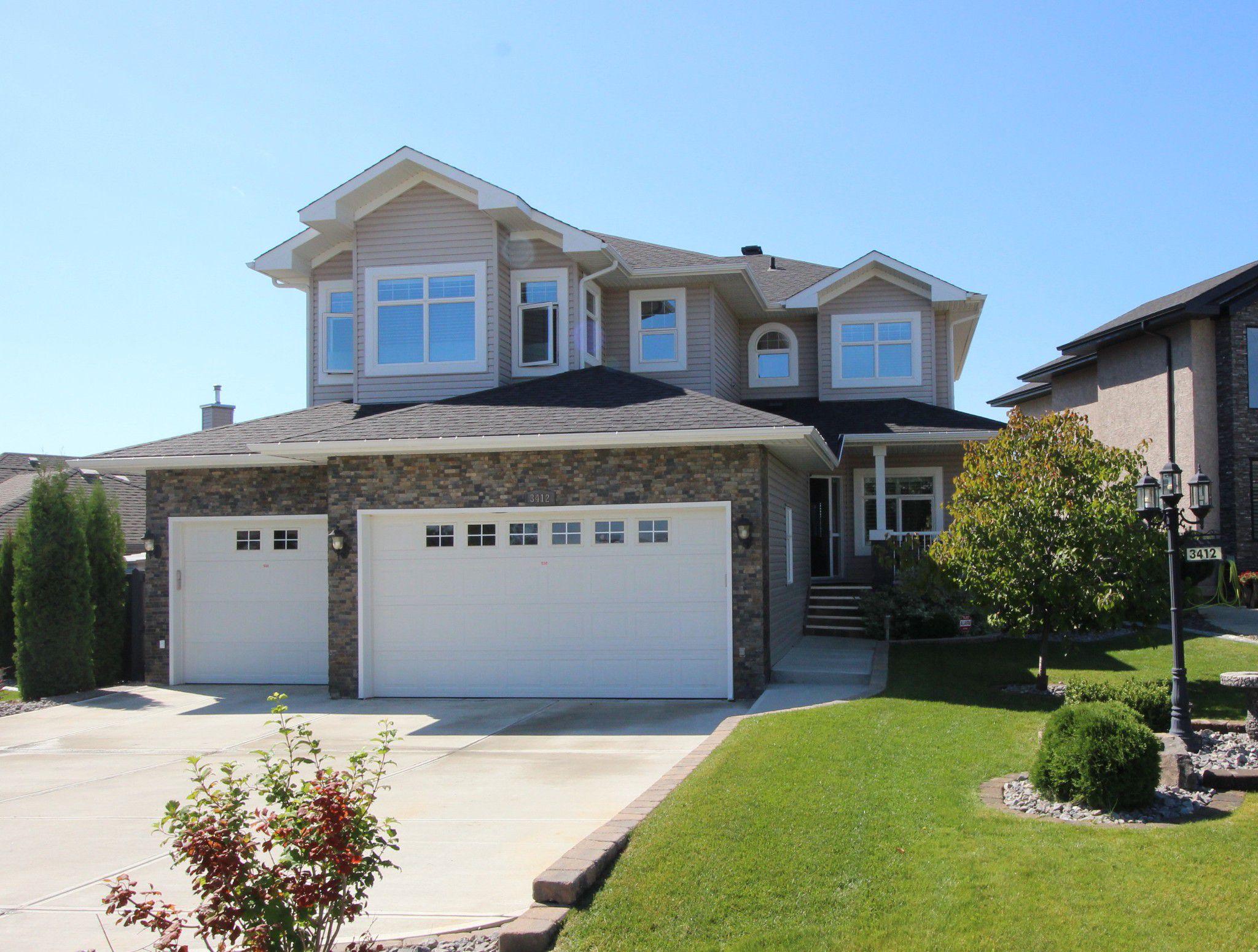 Main Photo: 3412 macNeil Link in Edmonton: House for sale : MLS®# E4103257