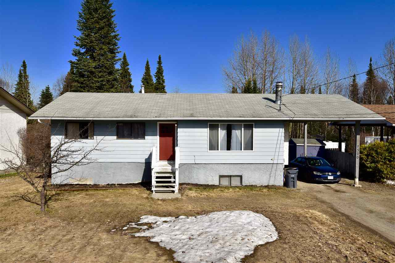 Main Photo: 7500 KINCHEN Drive in Prince George: Emerald House for sale (PG City North (Zone 73))  : MLS®# R2261942