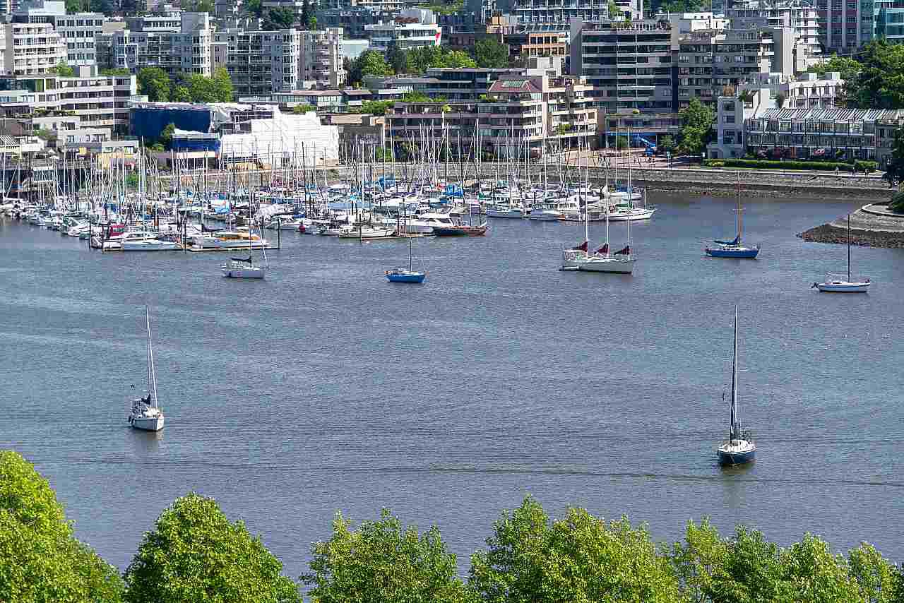 "Main Photo: 1201 1408 STRATHMORE Mews in Vancouver: Yaletown Condo for sale in ""WESTONE"" (Vancouver West)  : MLS®# R2274680"