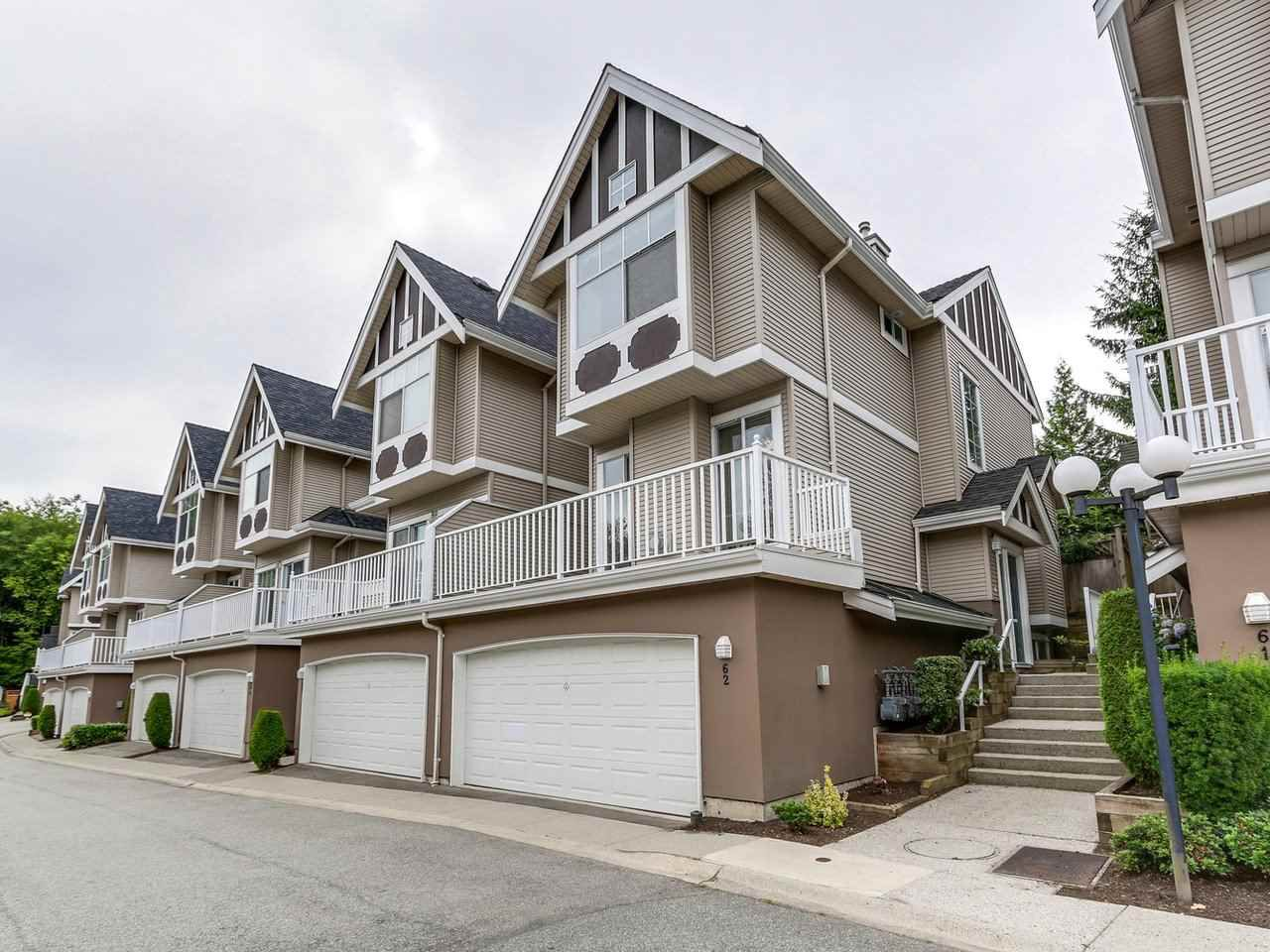 "Main Photo: 62 7488 MULBERRY Place in Burnaby: The Crest Townhouse for sale in ""SIERRA RIDGE"" (Burnaby East)  : MLS®# R2288047"