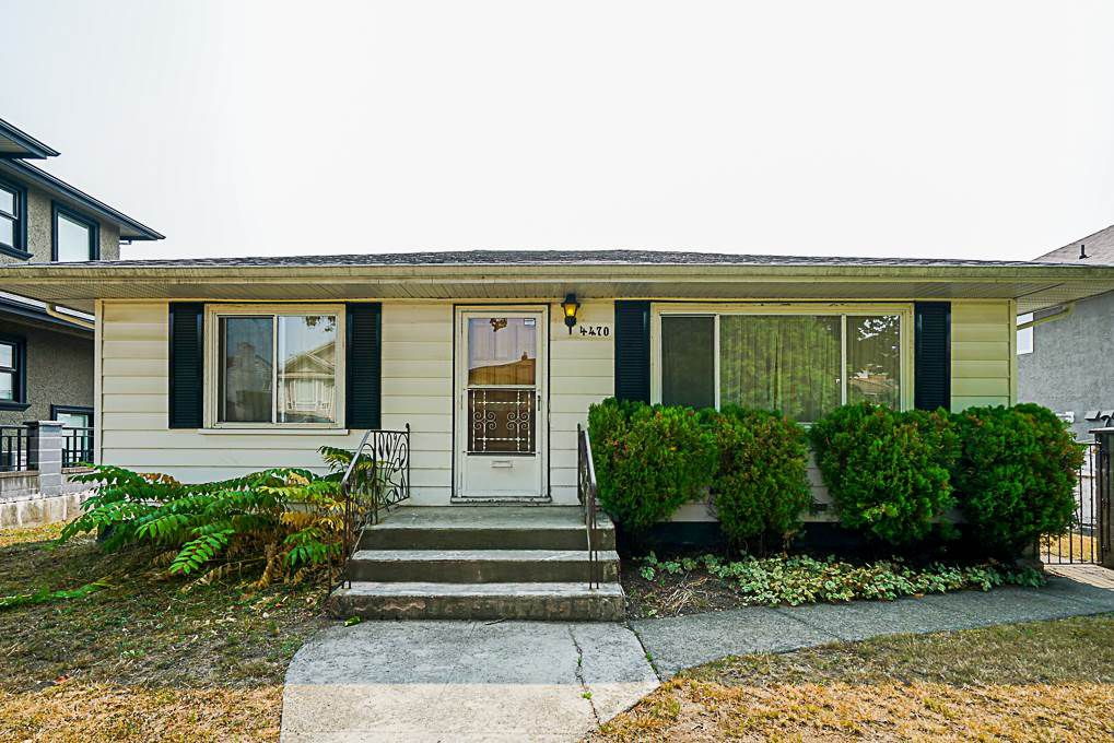 Main Photo: 4470 WILLIAM Street in Burnaby: Willingdon Heights House for sale (Burnaby North)  : MLS®# R2298419