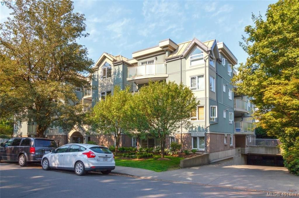 Main Photo: 207 2710 Grosvenor Road in VICTORIA: Vi Oaklands Condo Apartment for sale (Victoria)  : MLS®# 401817