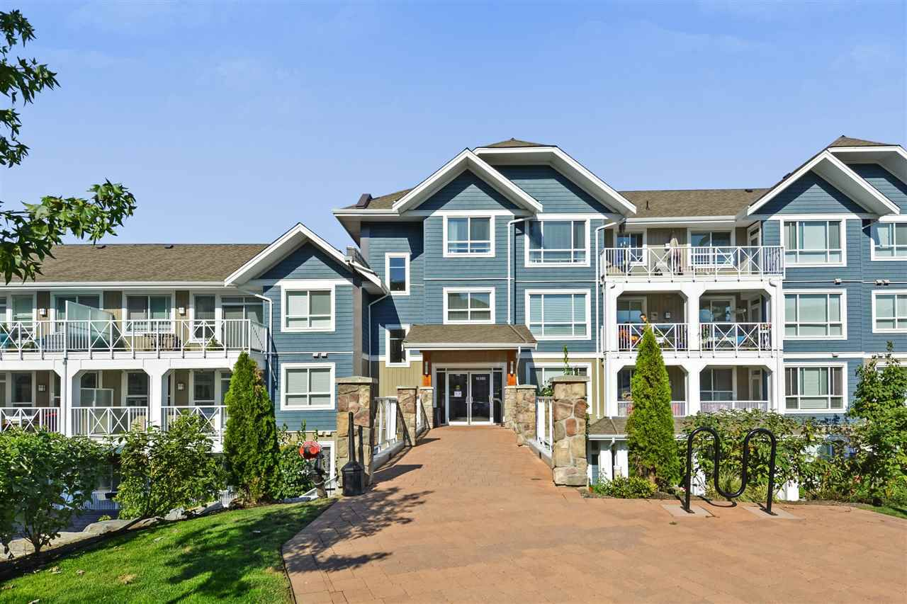 "Main Photo: 311 16380 64 Avenue in Surrey: Cloverdale BC Condo for sale in ""The Ridge at Bose Farms"" (Cloverdale)  : MLS®# R2327253"