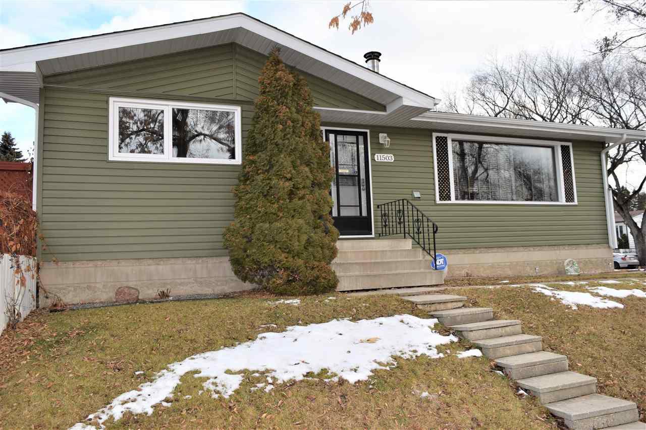 Main Photo: 11503 42 Street in Edmonton: Zone 23 House for sale : MLS®# E4138934