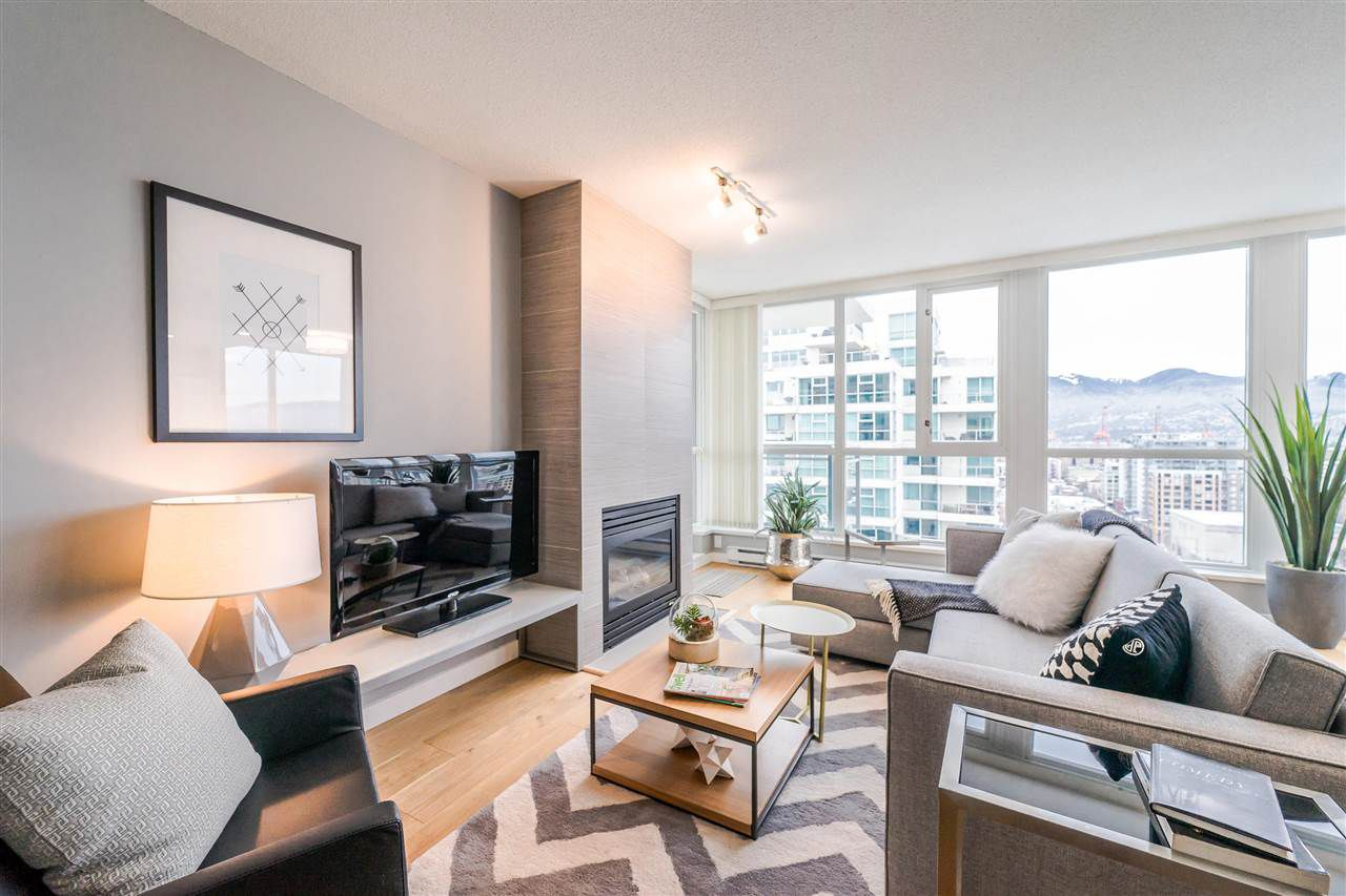 """Main Photo: 1901 120 MILROSS Avenue in Vancouver: Mount Pleasant VE Condo for sale in """"THE BRIGHTON"""" (Vancouver East)  : MLS®# R2341532"""