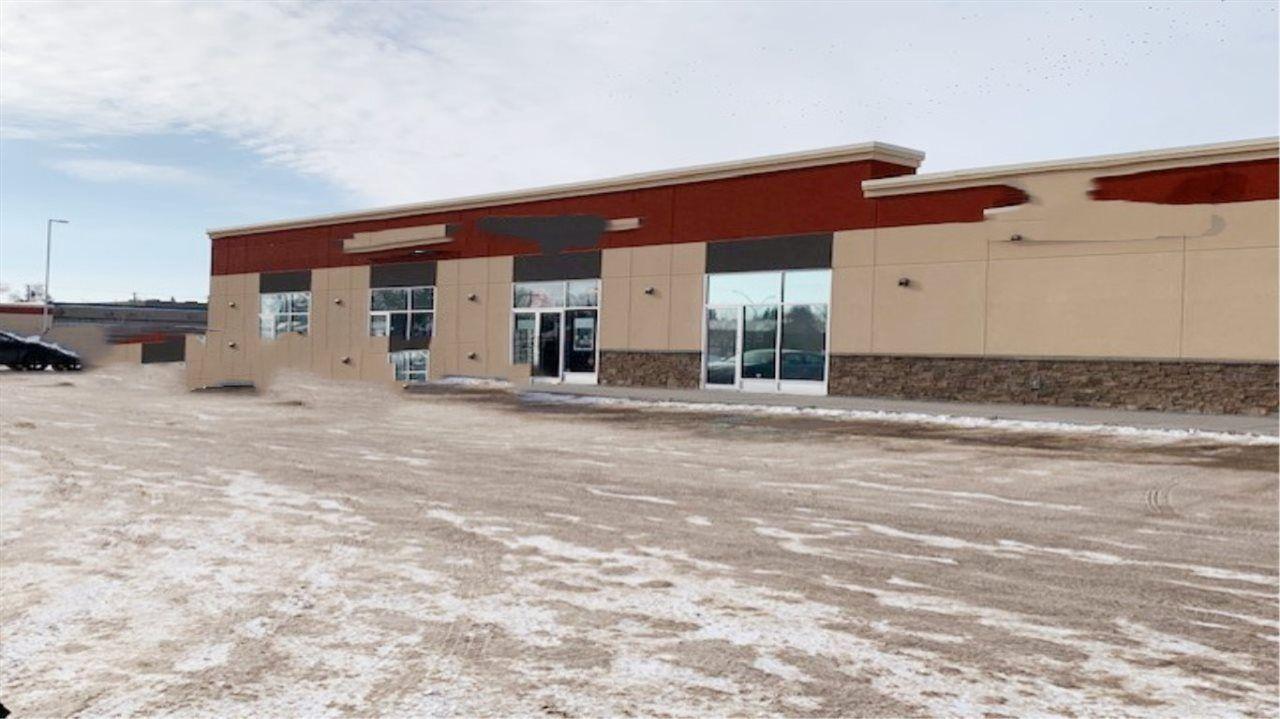 Main Photo: 509, 511 10470-98 Avenue: Fort Saskatchewan Retail for sale : MLS®# E4149296