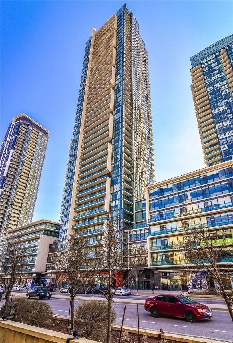 Main Photo: Map location: 3409 4070 Confederation Parkway in Mississauga: City Centre Condo for sale : MLS®# W4403158